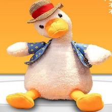 网红新款鸭子沙雕玩具会说话的复读鸭玩偶公仔生日七夕礼物送女友