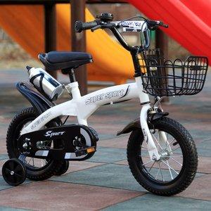 新款儿童自行车2-3-4-5-6岁男女小孩脚踏车14寸小孩单车