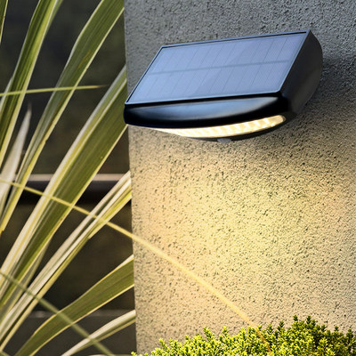 Solar outdoor wall l...