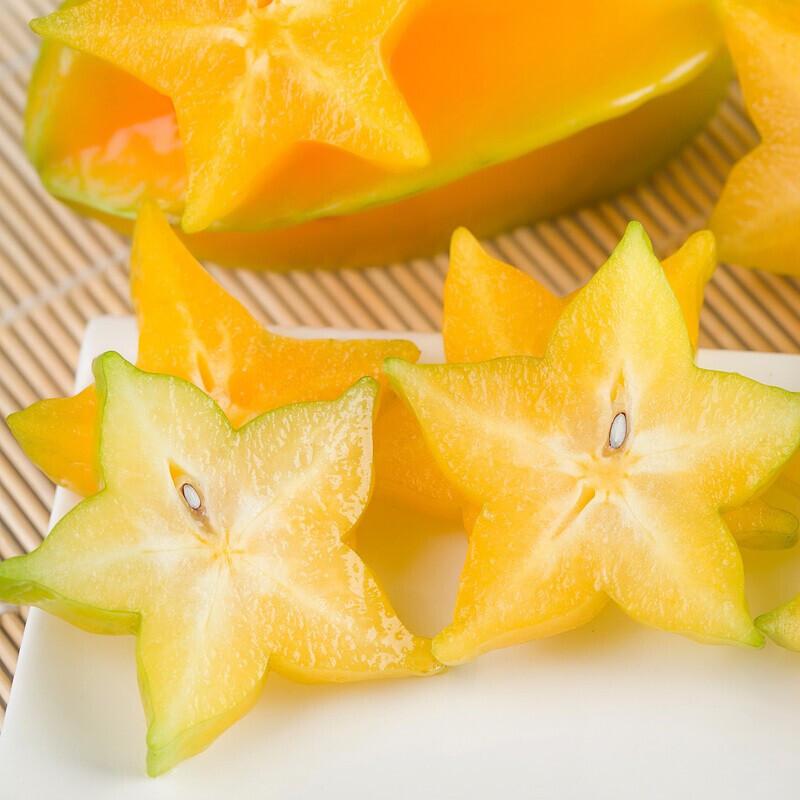 福建整箱树上熟杨桃包邮5斤应季新鲜水果一箱孕妇冬季洋桃当季10