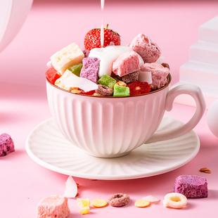 【送碗勺】酸奶果粒水果堅果燕麥片