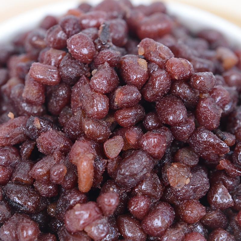 5斤糖纳熟红豆奶茶店专用商用烘培辅料馅料开袋即食糖蜜豆红小豆
