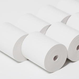 热敏纸57x30x50x40ps无管芯收银纸po收银打印纸58mm小票纸美团外卖机纸5.5收银机打印纸专用打印机小卷纸通用领天猫淘宝优惠券可省3元