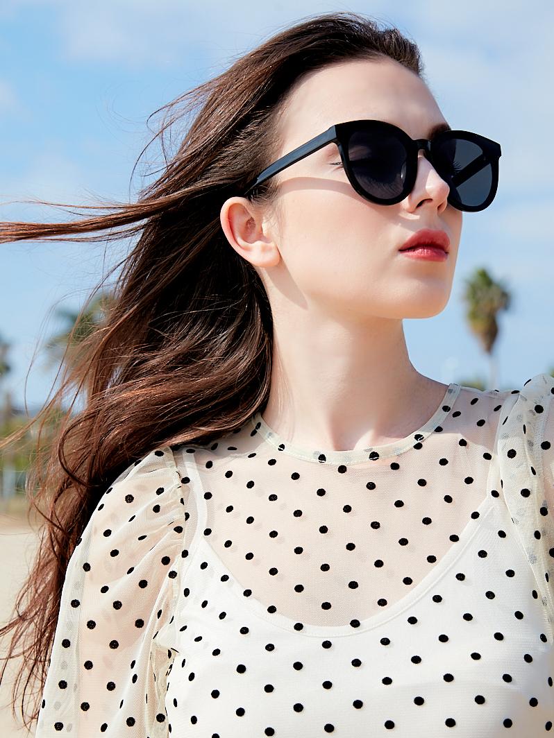 太阳眼镜太阳眼镜女大脸显瘦年新款潮男士开车专用网红款眼镜详细照片