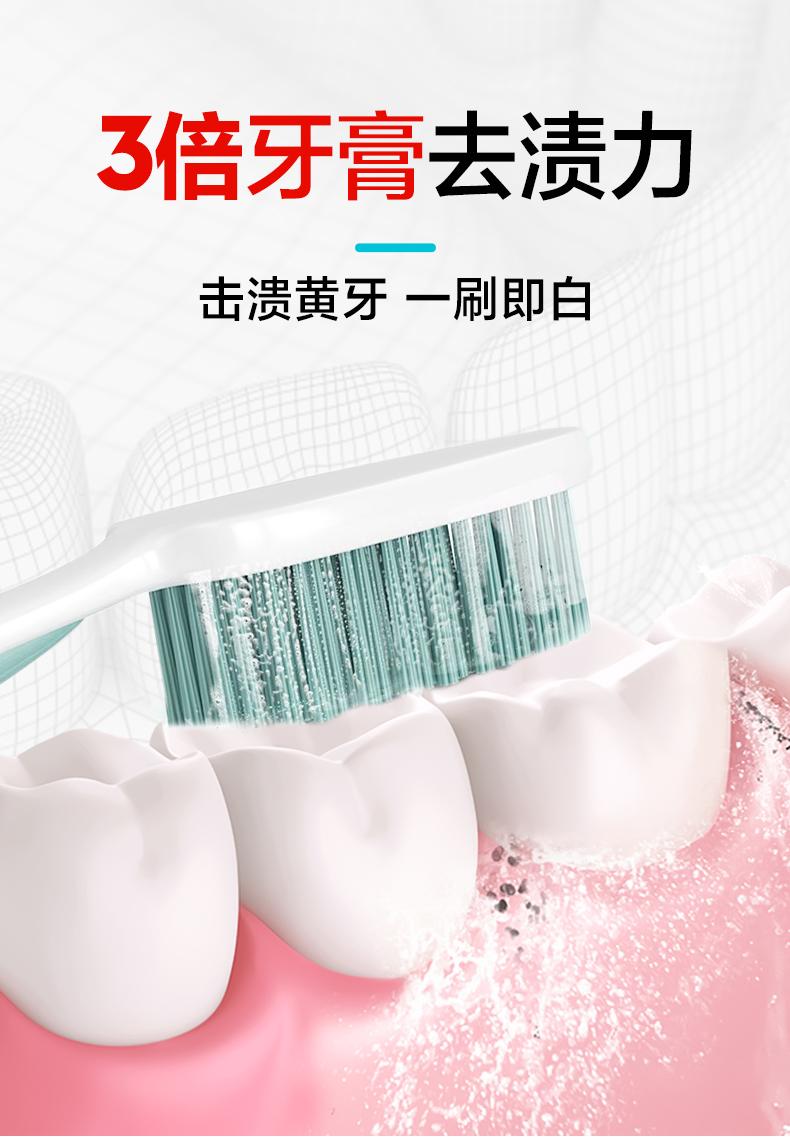 去黄洗白去牙结石口臭神器洗牙粉