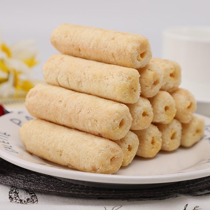 康仔-米果酥夹心米棒57支 能量满满的粗粮糙米卷膨化富含多种谷物