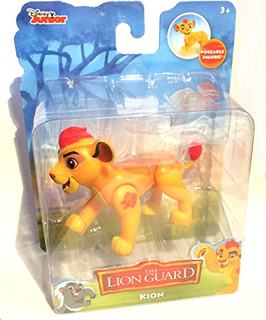 The Lion Guard Kion Poseable Figure by Just Play Lion Lion Team for just one