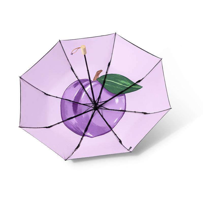 蕉下beneunder旗舰店果趣遮阳伞女防晒紫外线晴雨两用焦下太阳伞