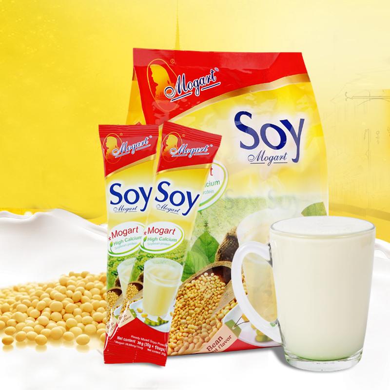 【泰国摩岛】豆浆粉早餐家用速溶豆奶粉