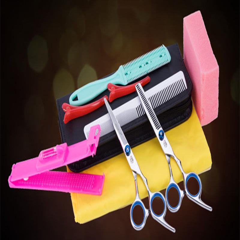 理发剪刀平剪牙剪打薄剪刘海神器剪发神器自己剪头发美发工具套装