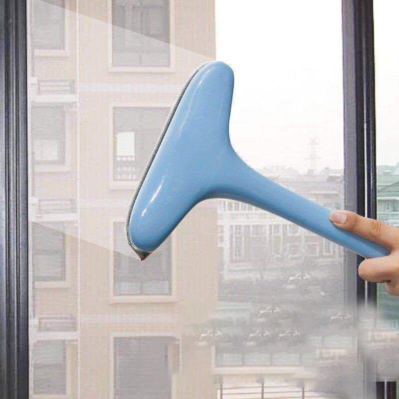 纱窗刷 纱窗清洗神器 免拆洗擦纱窗器 除尘清洁刷 清洗纱窗清洁器