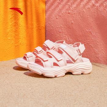 Спортивные сандали, мокасины,  Тихо наступать сандалии женщина фея ветер  2020 новый летний мода мягкое дно толстая корка песчаный пляж сандалии ins верхняя одежда движение, цена 885 руб