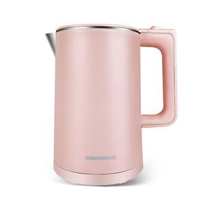 康彩电水壶家用304不锈钢烧水壶电热自动家用热水壶大容量水壶2L