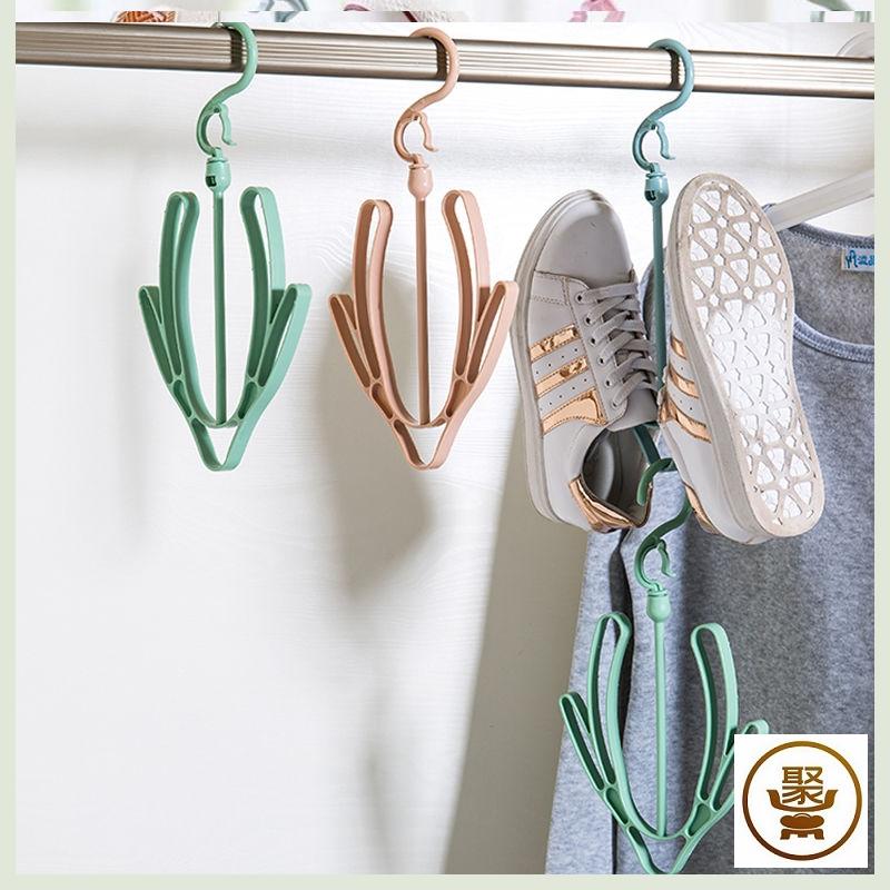 创意双钩晾鞋架家居用品生活日用品实用百货居家用小东西宿舍