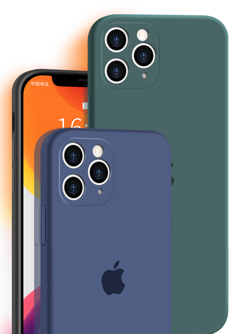 Muses 蘋果11手機殼秒變12直邊鏡頭全包iphone11promax液態硅膠十一ins11pro防摔保護套男女潮牌新款超薄適用于