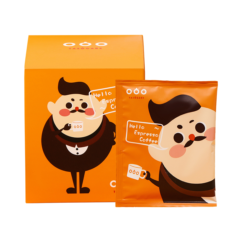 【隅田川】巴西袋泡黑咖啡10片