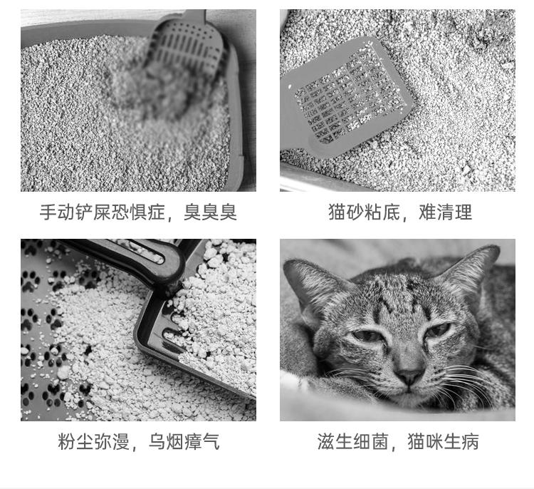 派为豆腐猫砂除臭无尘快速吸水结团原味绿茶活性炭包邮非公斤详细照片