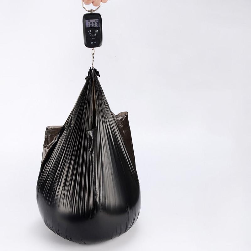 连卷背心袋垃圾袋厨房卫生间垃圾袋加大加厚
