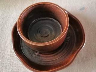Pottery parent-child (two people) including finished products, indoor leisure and fun Hangzhou