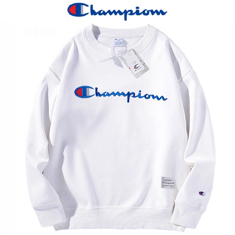 明星同款【champion刺绣卫衣】