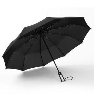 居家日用雨伞全自动男女加厚折叠遮阳防紫外