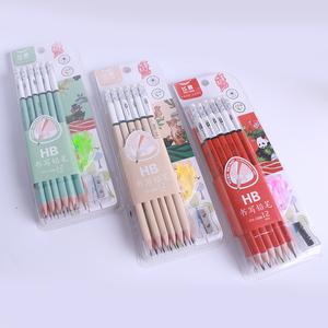飞雁正品铅笔小学生铅笔无铅无毒铅笔12只