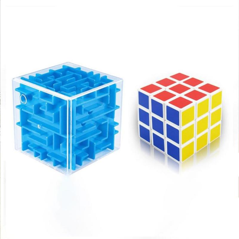燃烧大脑开发智力3D迷宫儿童益智珠魔幻迷宫