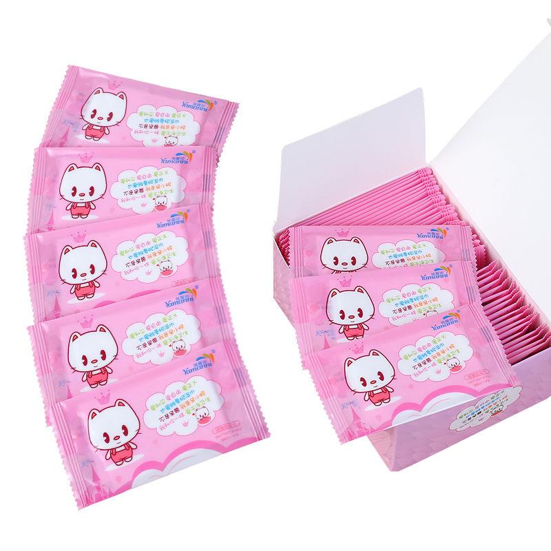 消毒湿巾小包独立包装成人卸妆湿巾消毒湿巾纸儿童湿纸巾
