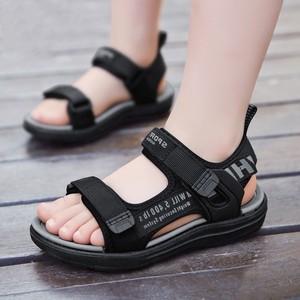 男童春夏凉鞋中大童软底防滑运动学生沙滩鞋