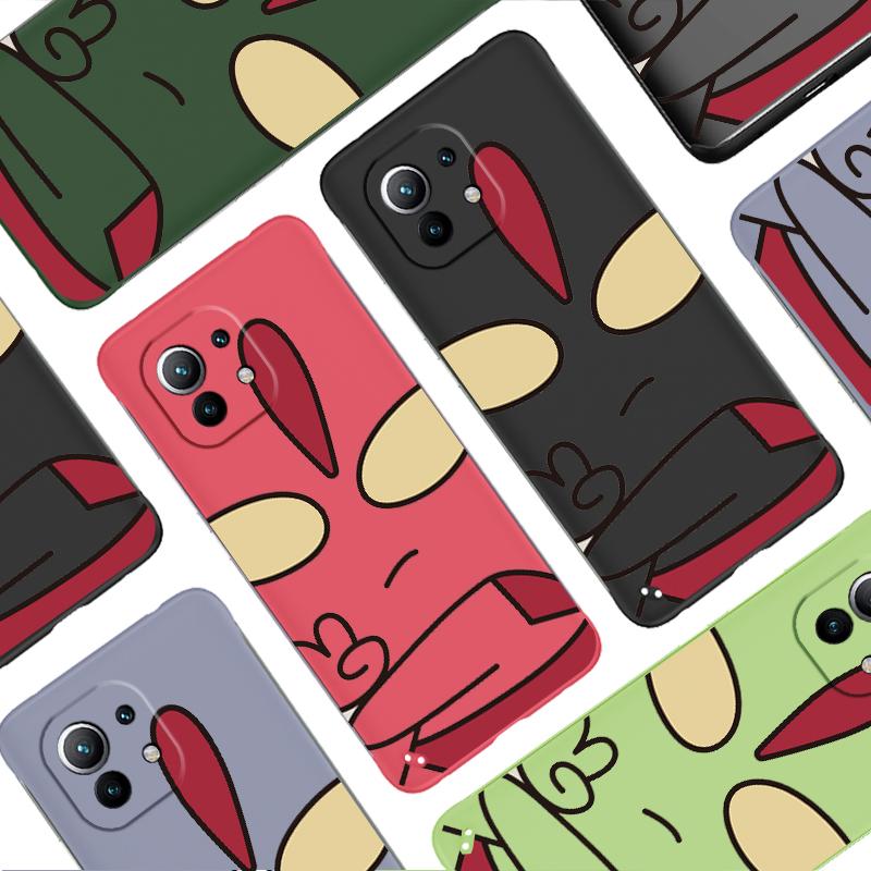 小米11手机壳无边框奥特曼动漫小米11pro保护套超薄小米11ultra个性创意卡通款半包散热硬壳