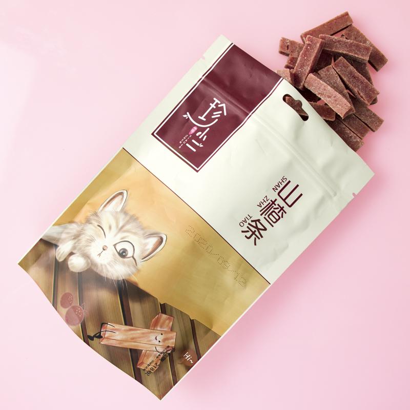 【第二包5元】山楂条开胃小零食218g