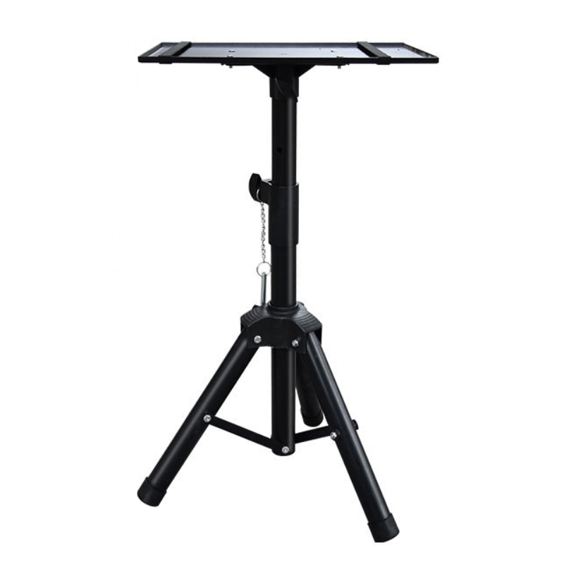 Projector stand Floor-to-ceiling household tripod with tray Storage rack Tripod stand for desktop projector headboard bracket can be raised and lowered Universal vertical placement