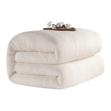 棉花被芯纯棉花被子冬被加厚保暖棉花被手工