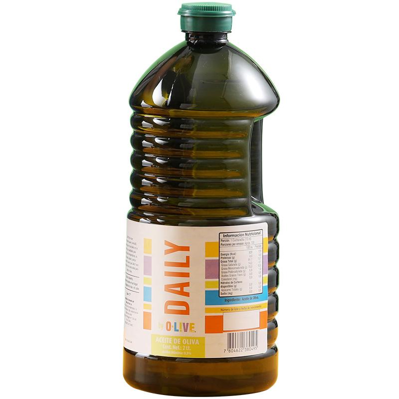 奥丽可特级初榨橄榄油2000ml