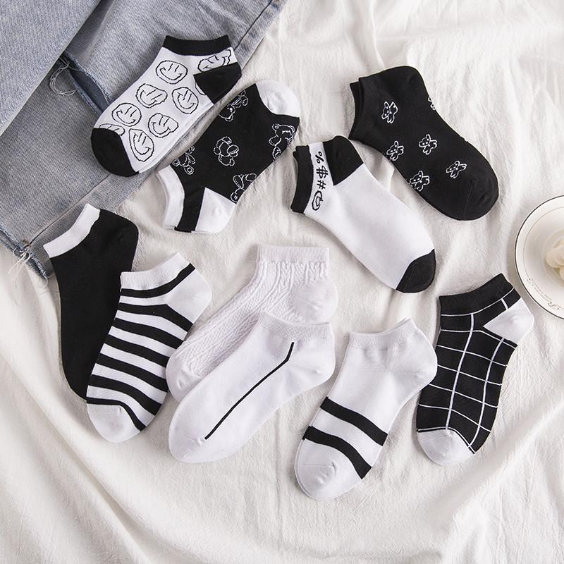 【10双】夏季薄款透气船袜