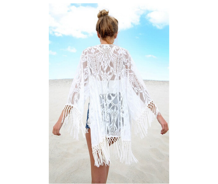 Fashion Clothing NHYF0847-white-L