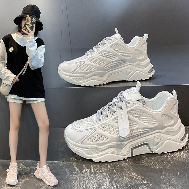 老爹鞋单鞋百搭爆款运动休闲春季女鞋