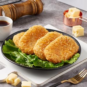 正大爆浆鸡排640gx2袋鸡胸肉油炸小吃