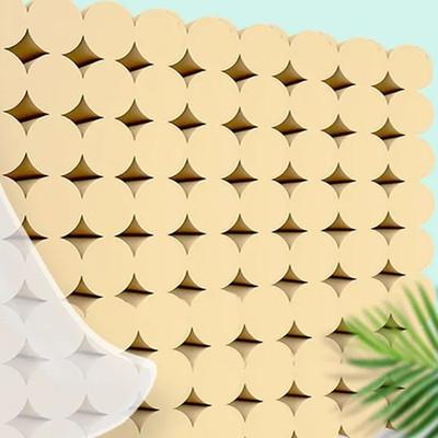 【60卷加量整年装】本色卫生纸巾卷纸家用妇婴卷筒纸厕纸12卷