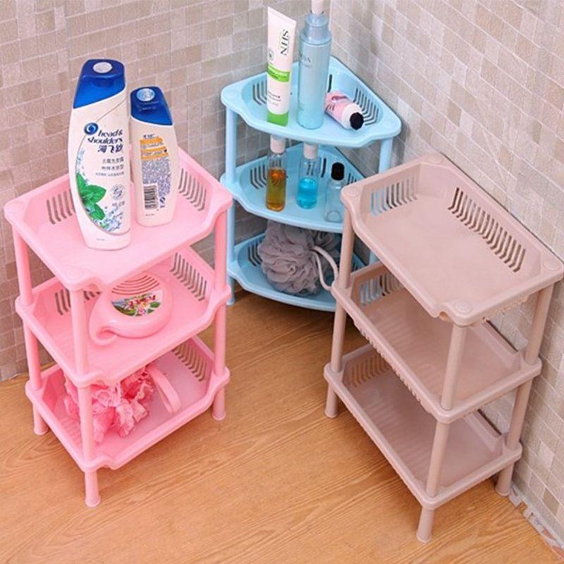浴室置物架卫生间厕所落地厨房置物架