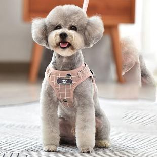 铁铁/狗狗牵引绳泰迪狗绳博美狗链子小型犬