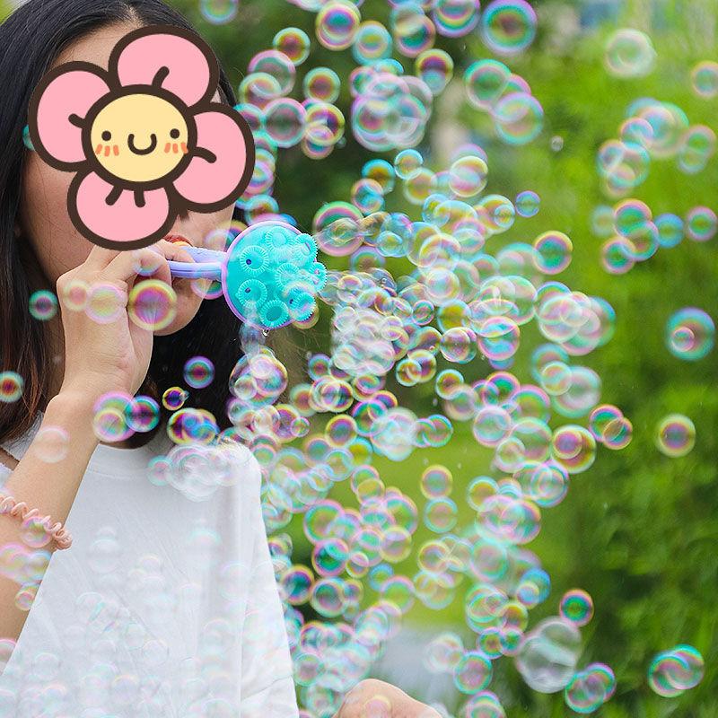 儿童泡泡机