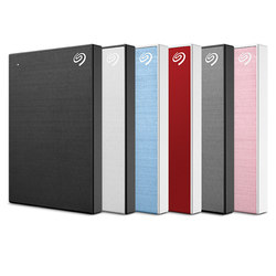 Seagate Seagate mobile hard drive 1t notebook external portable high-speed 1tb mobile drive official flagship store