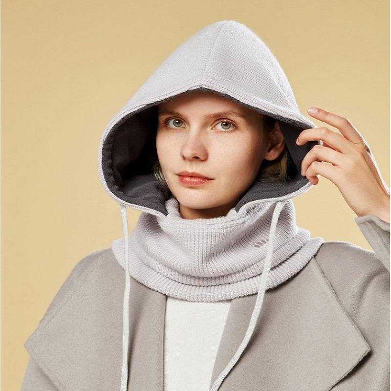 【双11预售】蕉下双面保暖帽子护耳围脖一体防风防寒男女骑车