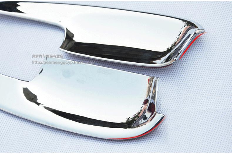 Ốp hõm và tay nắm cửa ngoài Subaru Forester,XV,Outback  2013-2020 - ảnh 17