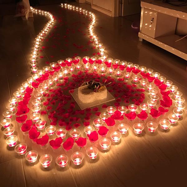 Usd 12 73 Romantic Room Decoration To Send Boyfriend Husband Wife