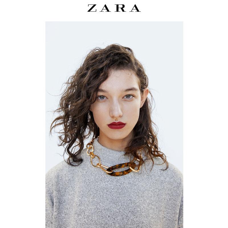 Sweatshirt femme ZARA en Polyester - Ref 3213929 Image 3