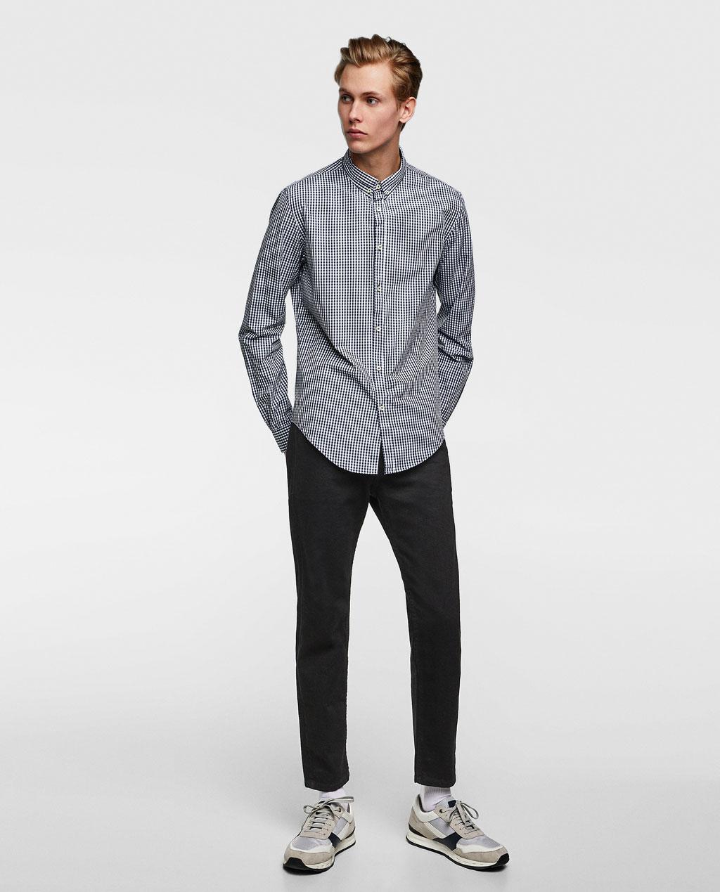 Thời trang nam Zara  23903 - ảnh 3