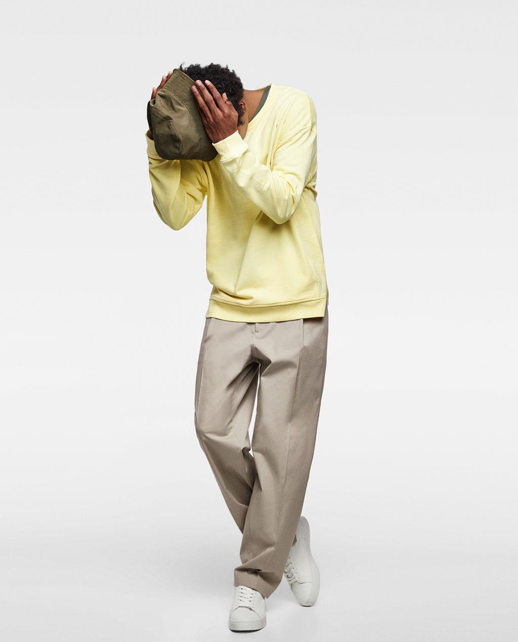 Thời trang nam Zara  24028 - ảnh 3