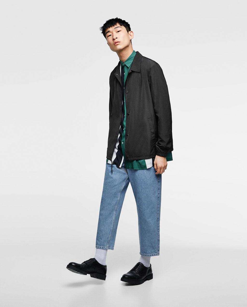 Thời trang nam Zara  24069 - ảnh 3